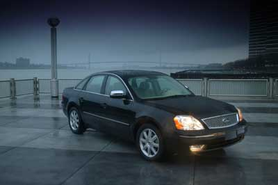 2005 Ford Five Hundred First Drive