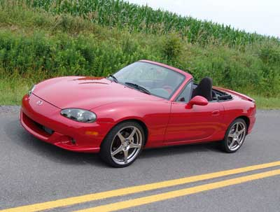 2004 Mazdaspeed Miata