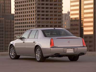 Cadillac DTS