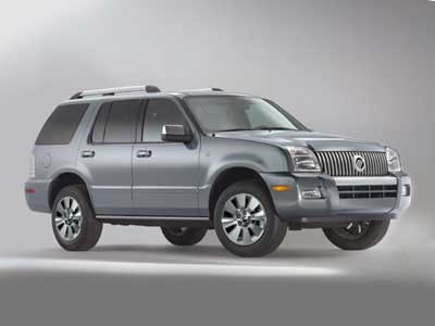 2006 Mercury Mountaineer Preview