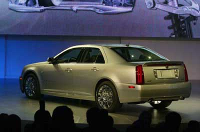 Cadillac STS-V