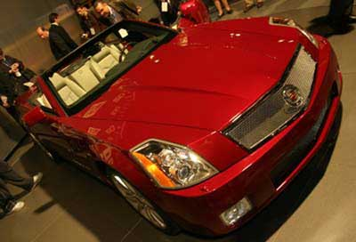 2006 Cadillac XLR-V Preview