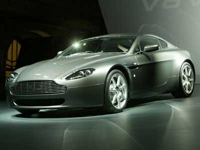 2006 Aston Martin V8 Vantage Preview
