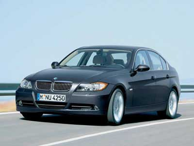 2006 BMW 3-Series Preview