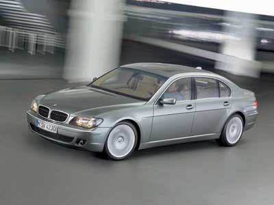 2006 BMW 7 Series Preview