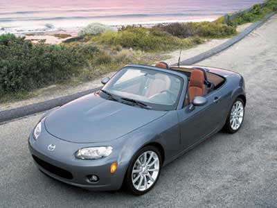 2006 Mazda MX-5 Miata Preview