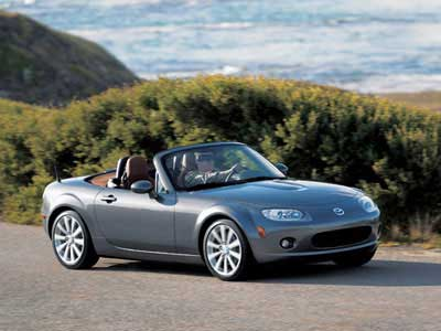 2006 Mazda MX-5 Miata First Drive