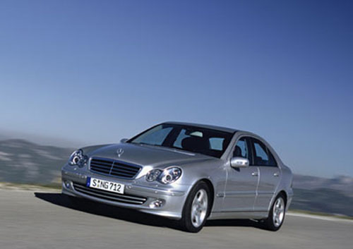 Mercedes C-Class