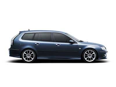 2006 Saab 9-3 Sportwagon Preview