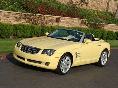 2005 Chrysler Crossfire Roadster<br>Quick Spin