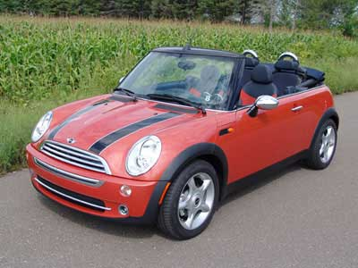 2005 Mini Cooper Convertible<br>Quick Spin
