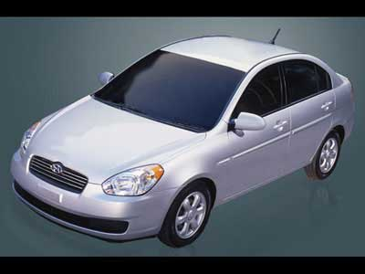2006 Hyundai Accent Preview