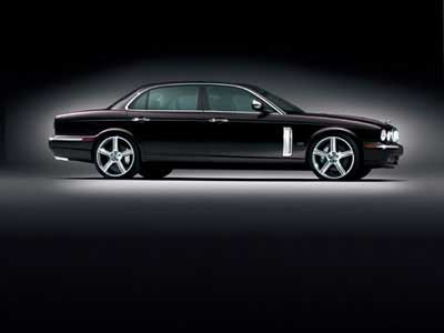 Jaguar XJ Portfolio