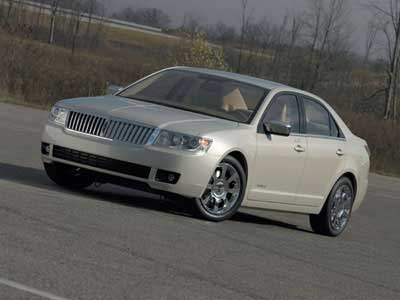 2006 Lincoln Zephyr Preview