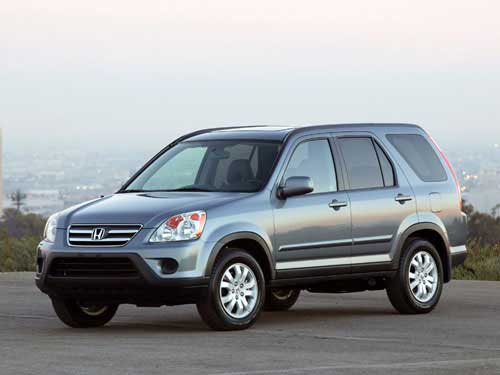 5th Place - Most Fuel Efficient SUVs