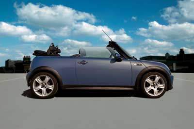 2005 MINI Cooper Convertible