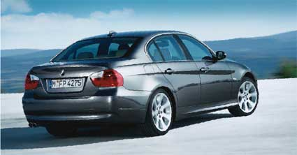 Sneak Peek: 2006 BMW 3 Series