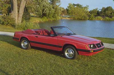 1983 - Chicago convertible