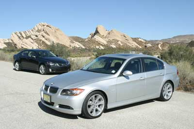 Head-to-Head Showdown: 2006 BMW 330i vs. 2006 Lexus IS 350