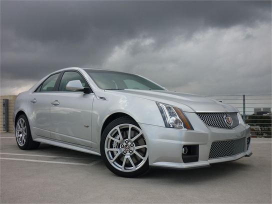 2010 cadillac cts v review. Black Bedroom Furniture Sets. Home Design Ideas