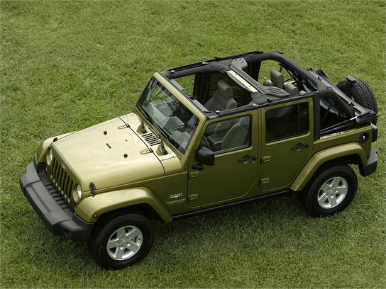 10 Things You Should Know About the 2010 Jeep Wrangler Unlimited