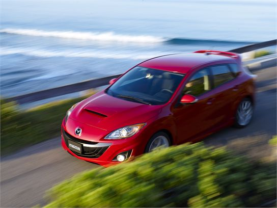10 Things You Should Know About the 2010 Mazdaspeed3