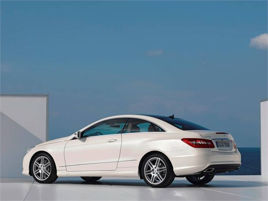 First Drive Q&A: 2010 Mercedes-Benz E-Class Coupe