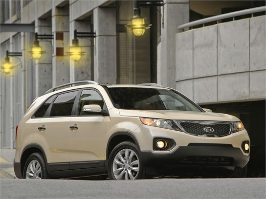 10 Things You Should Know About the 2011 Kia Sorento