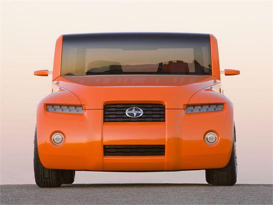 2008 New York Auto Show: Scion Hako Coupe Concept Preview
