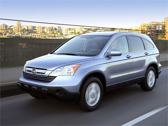 Top Ten Fuel-Efficient SUVs