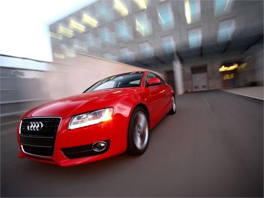 Test Drive: 2008 Audi A5 3.2 quattro