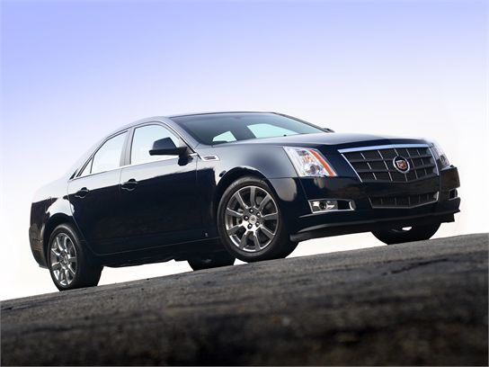 Review: 2008 Cadillac CTS
