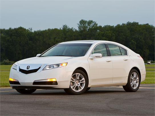 Test Drive: 2009 Acura TL