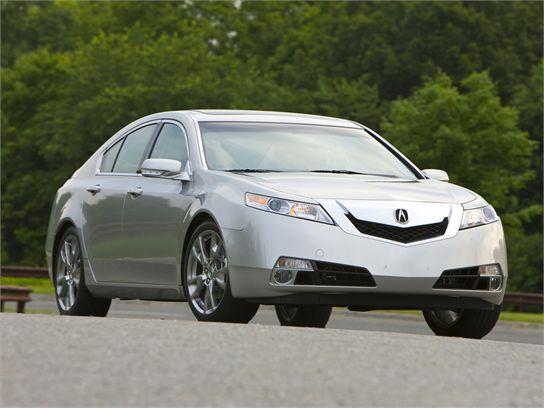 Test Drive: 2009 Acura TL SH-AWD