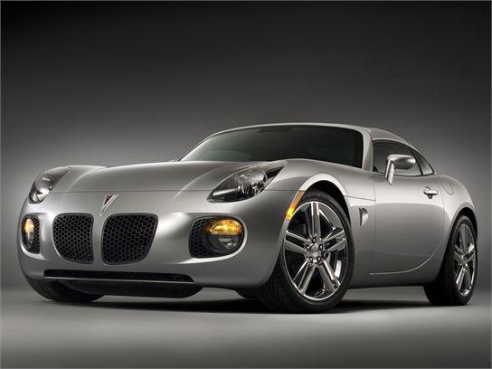2008 New York Auto Show: 2009 Pontiac Solstice Coupe Preview