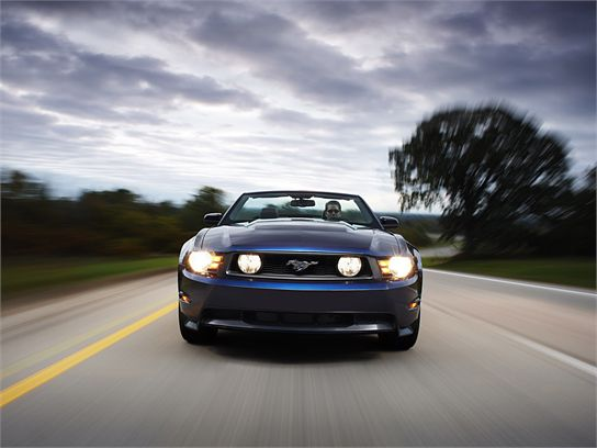 Top 5 Reasons You Might Buy a 2010 Ford Mustang