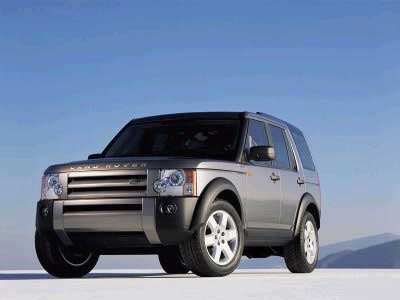2005 Land Rover LR3 Preview