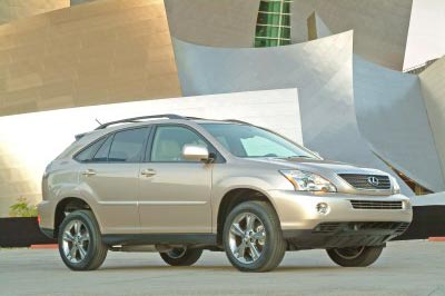 2005 Lexus RX 400h Preview