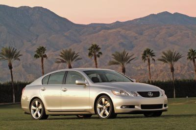 2006 Lexus GS Preview
