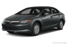 2012 Honda Civic Hybrid - Buy your new car online at Car.com