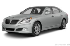 2013 Hyundai Equus - Buy your new car online at Car.com