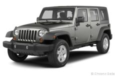 2013 Jeep Wrangler Unlimited - Buy your new car online at Car.com