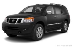 2013 Nissan Armada - Buy your new car online at Car.com