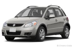 2013 Suzuki SX4 - Buy your new car online at Car.com