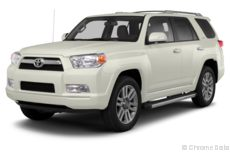 2013 Toyota 4Runner - Buy your new car online at Car.com