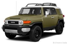 2013 Toyota FJ Cruiser - Buy your new car online at Car.com