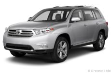 2013 Toyota Highlander - Buy your new car online at Car.com