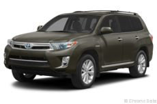 2013 Toyota Highlander Hybrid - Buy your new car online at Car.com