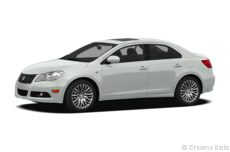 Suzuki Kizashi - Buy your new car online at Car.com
