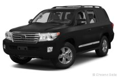 Toyota Land Cruiser - Buy your new car online at Car.com